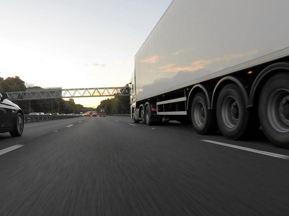 nieuwe functie vrachtwagenchauffeur